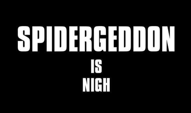 Marvel Comics Spidergeddon