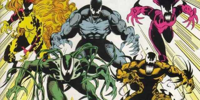 Marvel Comics Symbiote Ranking - Cover