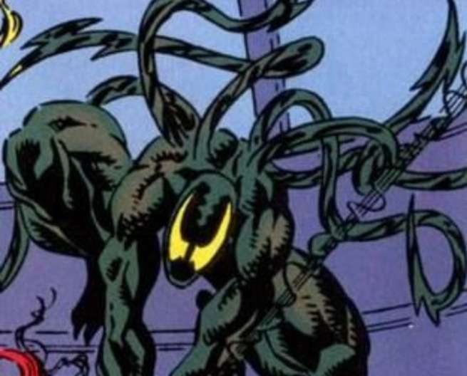 Marvel Comics Symbiote Ranking - Lasher