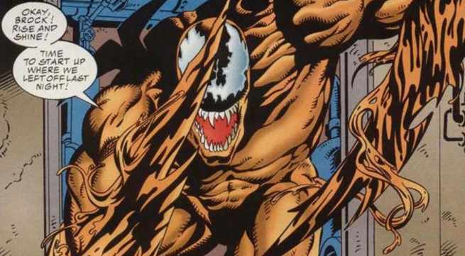 Marvel Comics Symbiote Ranking - Phage
