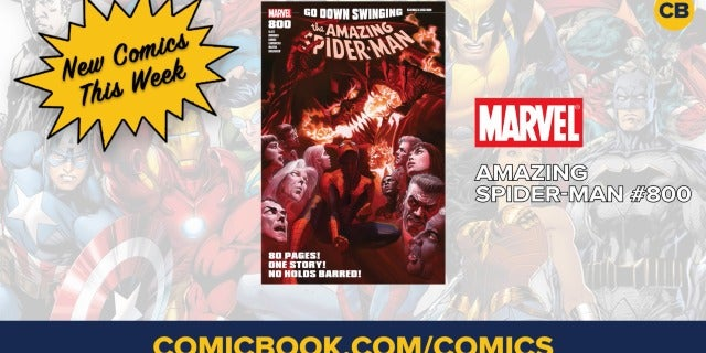 Marvel, DC & Image Comics Out This Week: 05/30/2018 screen capture