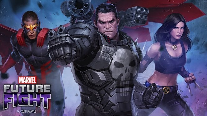 Marvel Future Fight 2