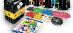 Power Rangers 25th Anniversary Shout! Factory Set