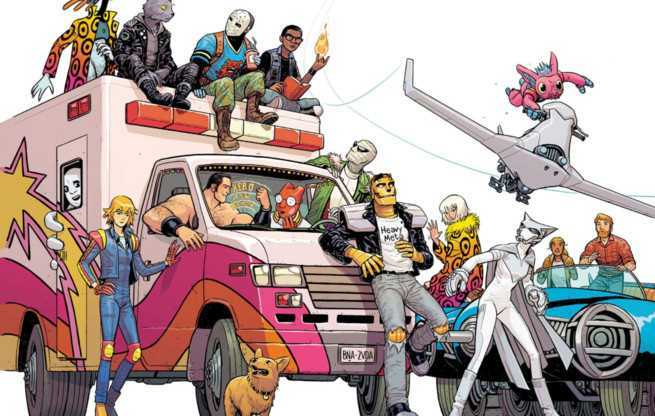 Why Nick Derington Is The Best Cover Artist In Superhero Comics