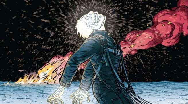 Nick Derington Best Cover Artist - Doom Patrol