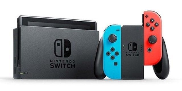 Nintendo Switch