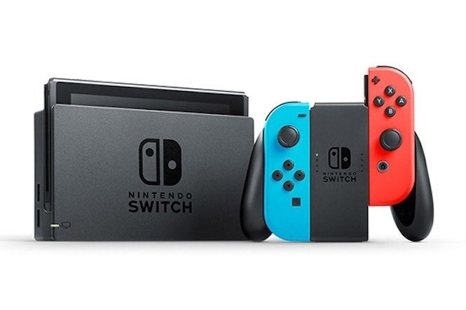 Nintendo Switch to get an official, adjustable charging stand from Nintendo
