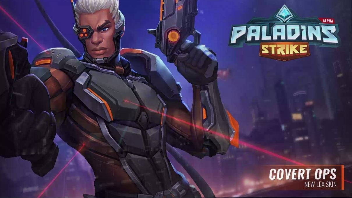 Paladins Strike Blatantly Steals Overwatch Art for New Promo, Studio