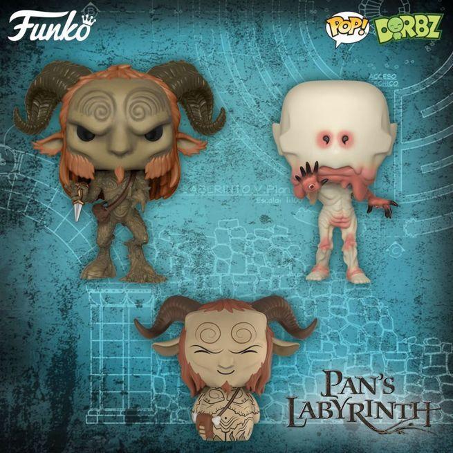 PANS LABYRINTH 603 FAUNO VINYL FIGURE POP
