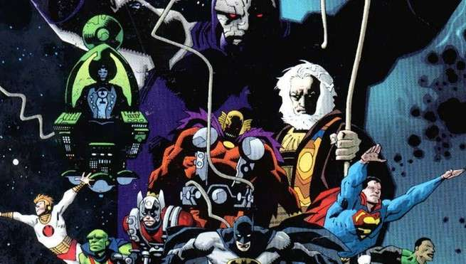 Perfect Superhero Event Comic - Mignola