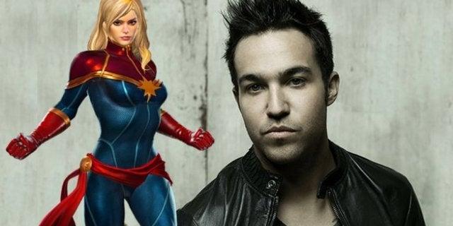 Pete Wentz Names New Baby Daughter Marvel