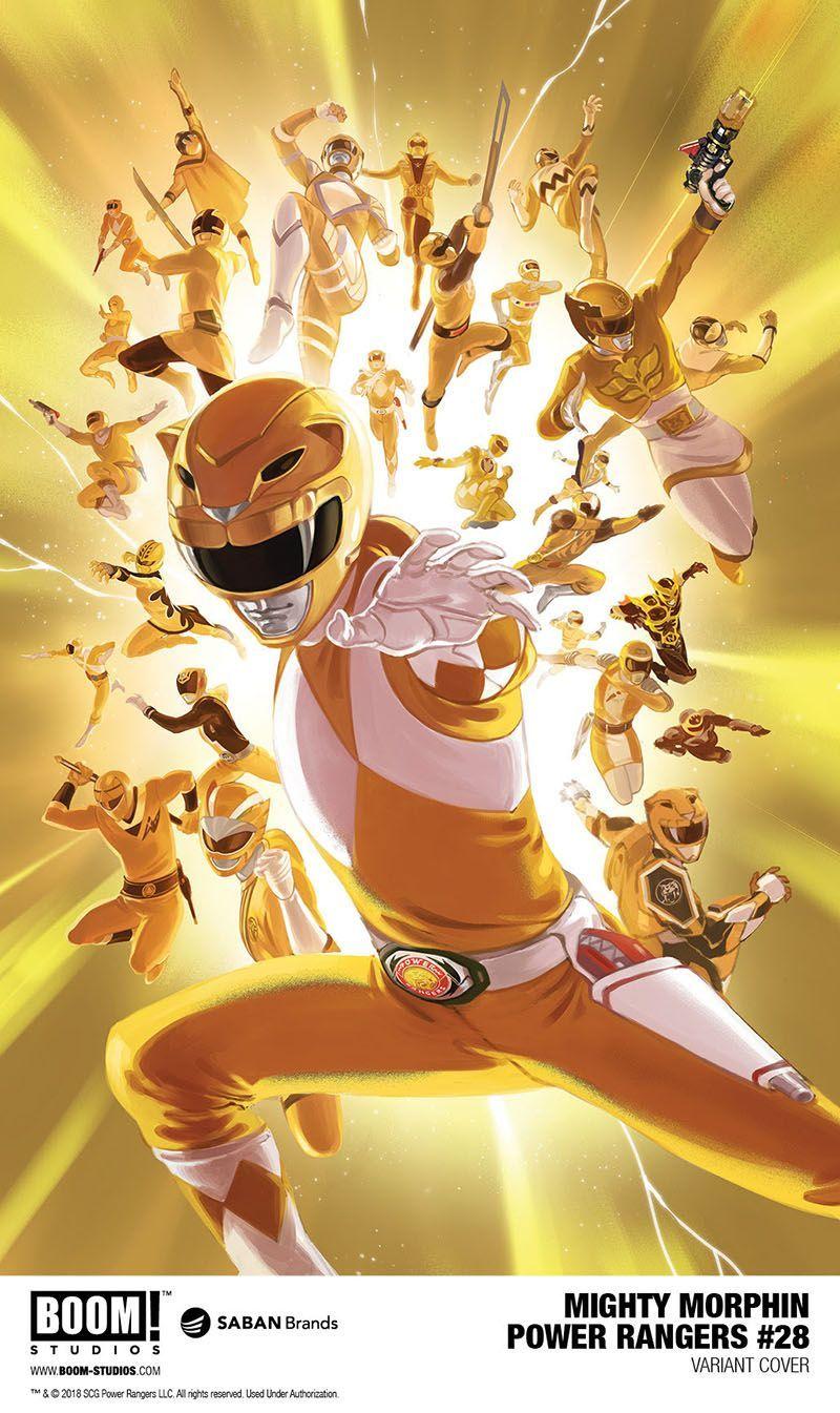Power-Rangers-28-Yellow-Rangers-Unite