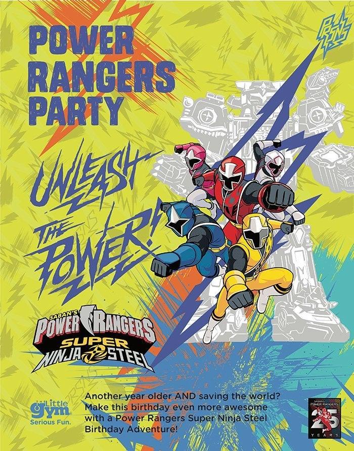 Power-Rangers-Birthday-Bash-UnleashPower