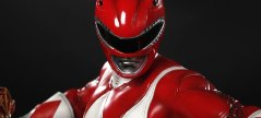 Power Rangers Red Ranger XM Studios Statue