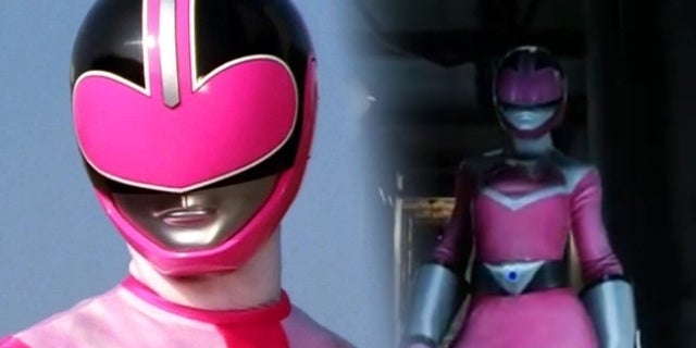 Power-Rangers-Time-Force-Pink-Jen-Scotts-Unreal-Engine-Demo