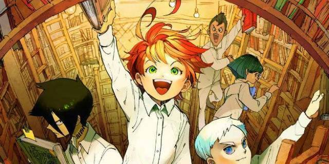 Promised-Neverland