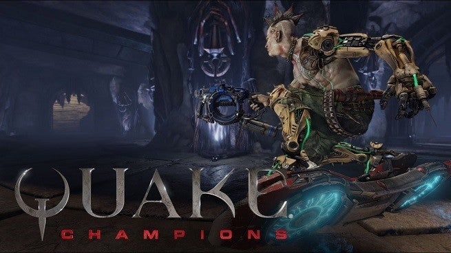 Bethesda Has Announced The PGL QUAKE CHAMPIONS OPEN