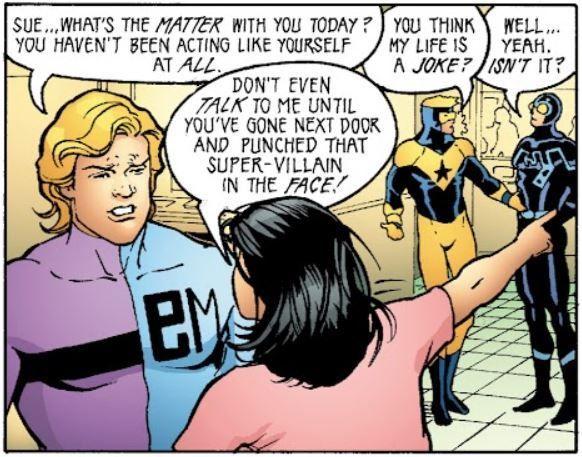 ralph dibny comics