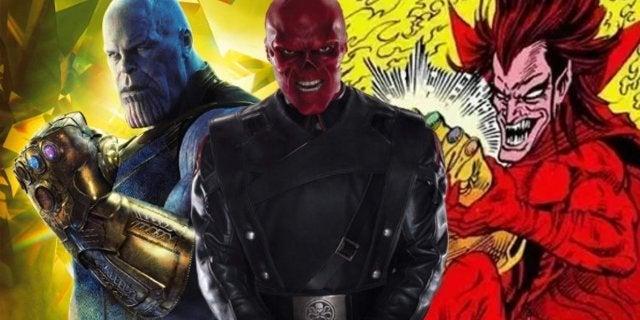 Red Skull Avengers 4