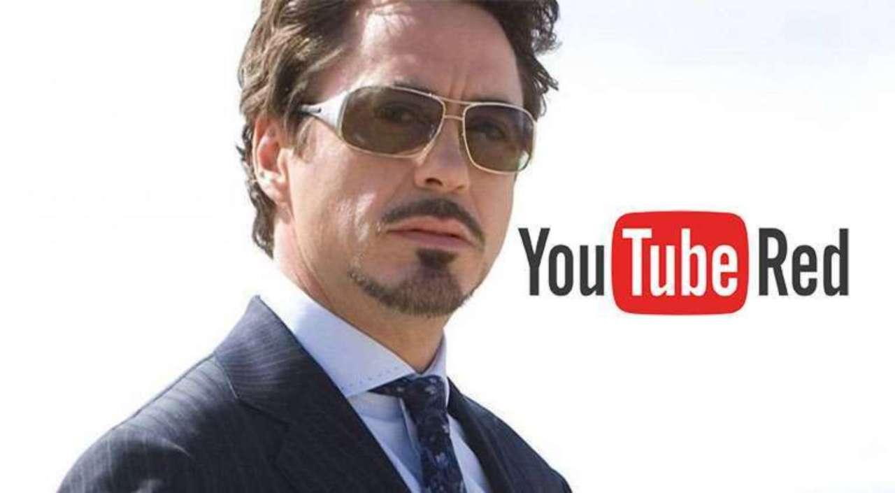 Resultado de imagen para Robert Downey Jr. youtube