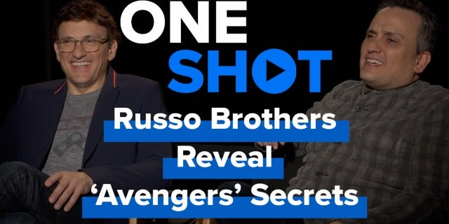 Russo Brothers Reveal 'Avengers' Secrets - One Shot screen capture