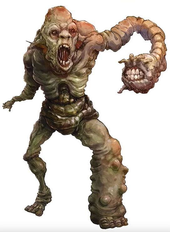 More Terrifying Dungeons Amp Dragons Monsters Previewed