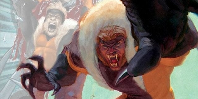 Sabretooth Weapon X New Costume