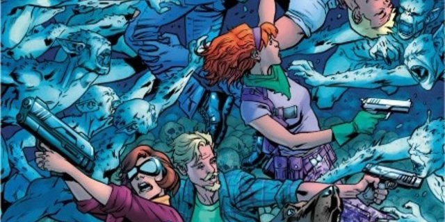 Scooby Apocalypse - Fred Death