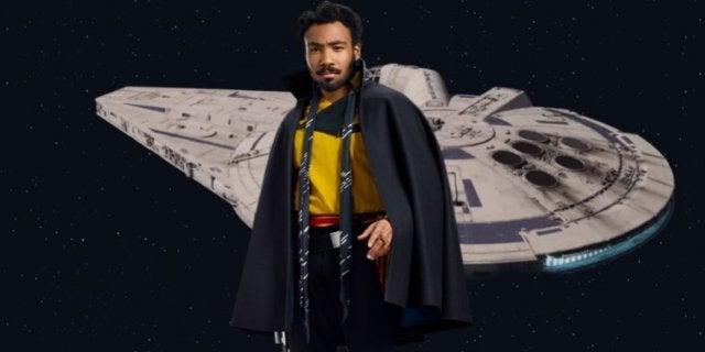 Solo A Star Wars Story Lando Donald Glover ComicBookcom