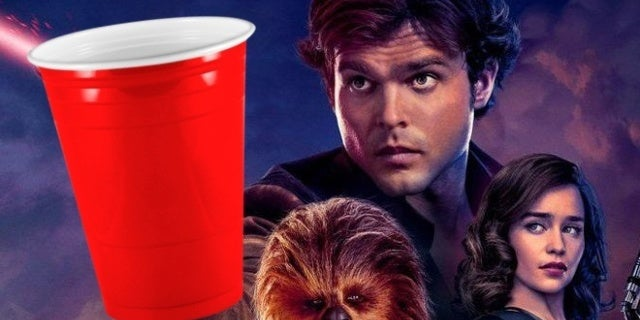 solo a star wars story solo cup