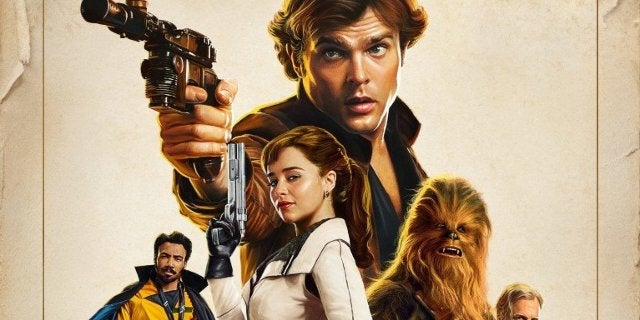 Solo Star Wars box office