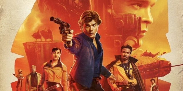 Solo Star Wars Story IMAX Header