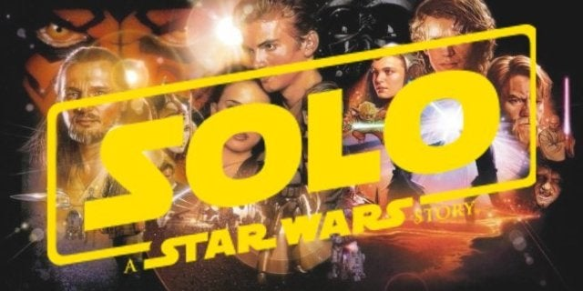 Solo Star Wars Story Prequel Trilogy Connections