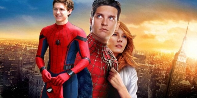 Spider-Man Tom Holland Tobey Maguire ComicBookcom