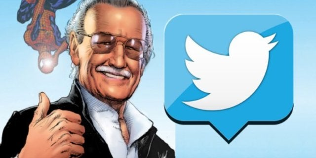 Stan Lee Twitter comicbookcom