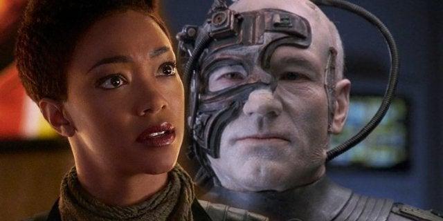 Star Trek Discovery Borg