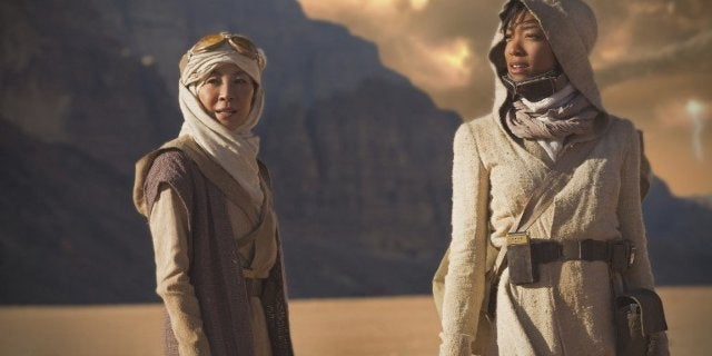 Star Trek Discovery Diverse Casting