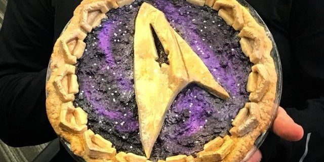Star Trek Pie