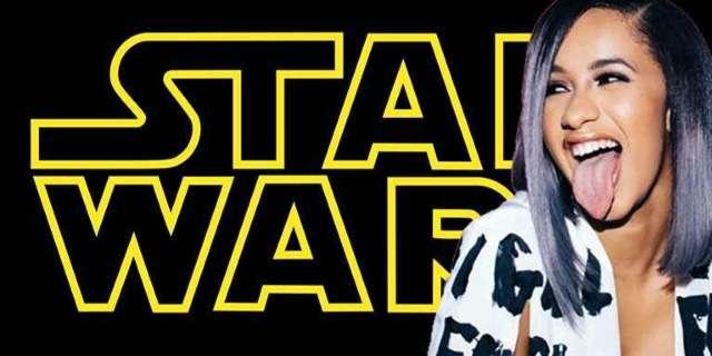 star wars cardi b