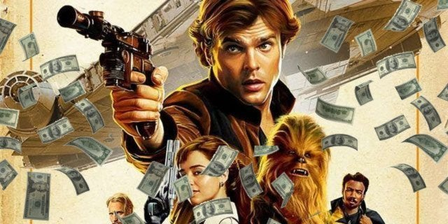 star wars han solo movie box office