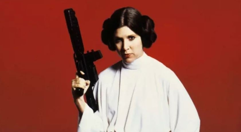 star wars leia
