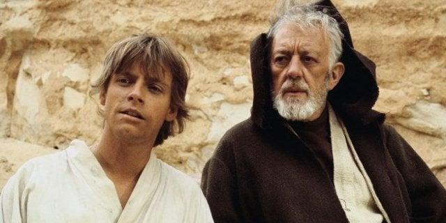 Star Wars Obi Wan Kenobi Movie New Hope Prequel