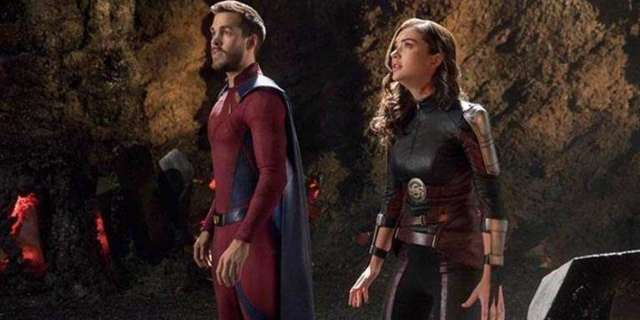 supergirl valley of juru trinity