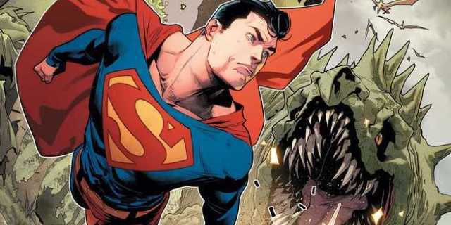 Superman Rebirth Best - Cover