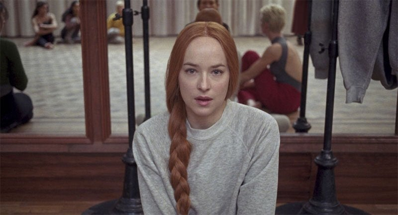 suspiria remake movie dakota johnson