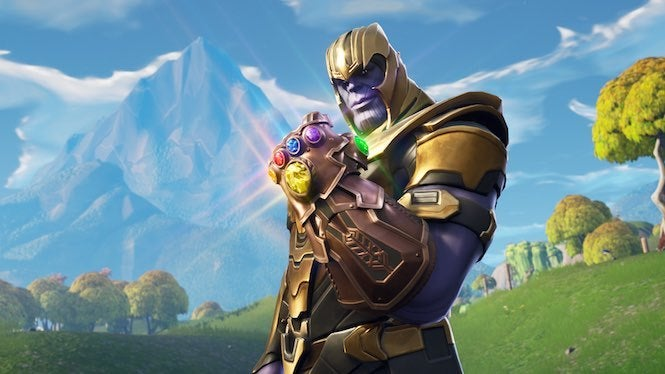 Thanos and Infinity Gauntlet Mode Receive Major Changes in Fortnite