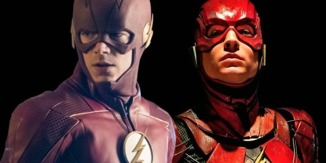 the flash ezra miller grant gustin
