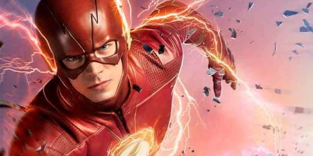 the flash new season 4 poster
