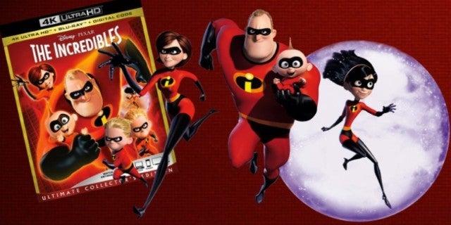 Disney-Pixar's 'The Incredibles' Coming Soon to 4K UHD Blu-ray