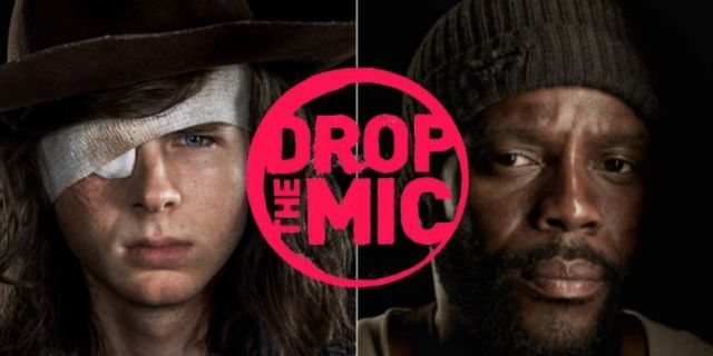 The Walking Dead Drop the Mic ComicBookcom
